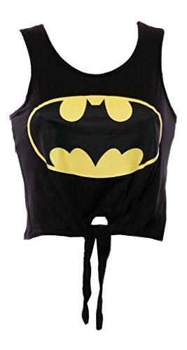 mymixtrendz-t-shirt-pour-femme-a-nouer-motif-logo-super-heros-s-m-36-38