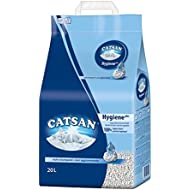 Catsan Hygiene Cat Litter - 20 L