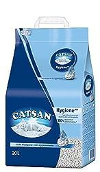 Catsan Hygiene Cat Litter - 20 L