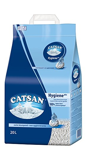 Catsan Hygiene Cat Litter, 20 L