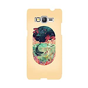 Phone Candy Designer Back Cover with direct 3D sublimation printing for Samsung Galaxy Grand Prime