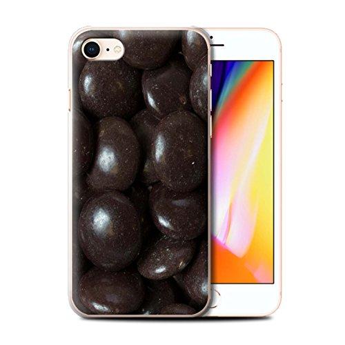 Stuff4 Hülle / Case für Apple iPhone 8 / Fruit Pastilles Muster / Bonbons/Süßigkeiten Kollektion Minstrels