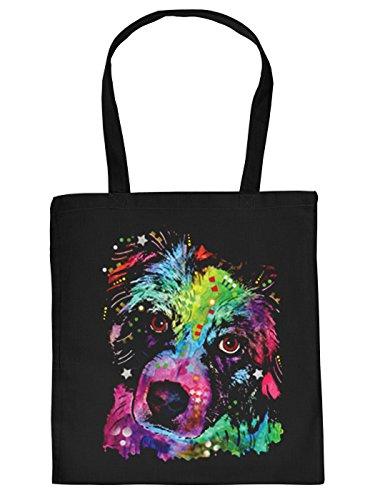 hunde-motiv-stofftasche-stoffbeutel-tragetasche-einkaufstasche-baumwolltasche-aussie-australian-shep