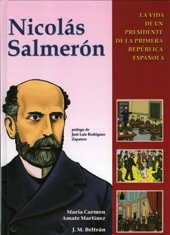 Nicolás Salmerón par AMATE MARTINEZ