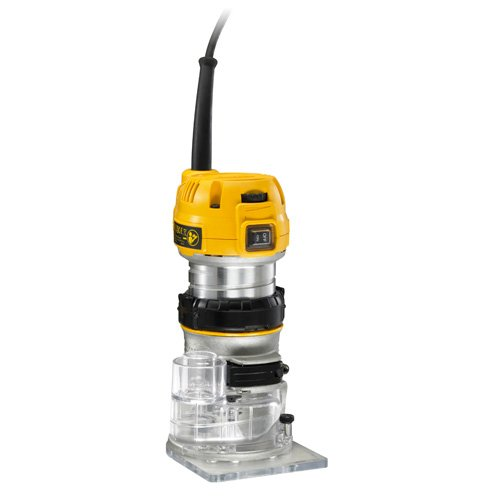 Dewalt D26200L 8mm (1/4in) Fixed Base Compact Router 110volt