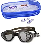Fully Swimming Accessories Anti Fog Goggles for Under Water Swimming and Scuba Diving