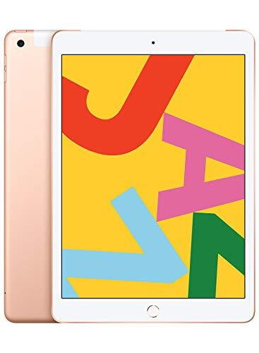 Nouvel Apple iPad (10,2 pouces, Wi-Fi + Cellular, 128Go) - Or