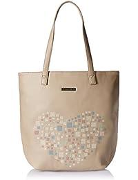 Caprese Love Women's Tote Bag (Taupe)