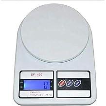 ZHANGYUGE Báscula de joyería Digital electrónica gram Medición Pantalla LCD Balanza de Cocina Dieta Laboratorio Caja