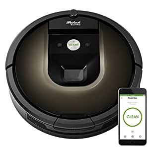 iRobot Roomba 980 Vacuum Cleaning Robot by iRobot