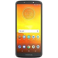 Motorola E5 Smartphone Portable Débloqué 4G (Ecran: 5,7 Pouces - 16 Go - Double Nano-SIM - Android) Gris