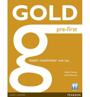 [(Gold Pre-First Maximiser with Key)] [Author: Helen Chilton] published on (March, 2013)