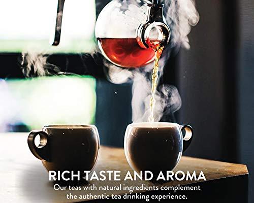 Teamonk Cinnamon Green Tea, Long Leaf 10 Tea Bags, 93 g