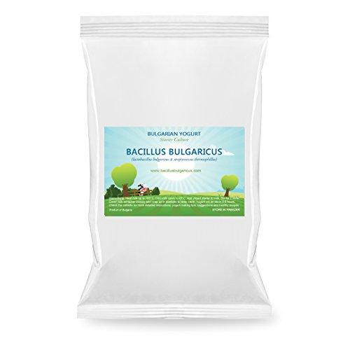 Bulgarischen Joghurt Starterkultur - Bulgarian Yoghurt Starter (PLUS - 2 Gal/8 L) (Joghurt Starter)