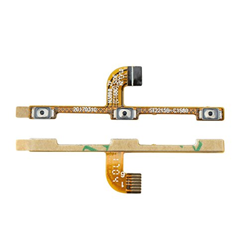 HYYT Schalter Volume key flex cable Replacement for Elephone P8 mini Off Volume Control