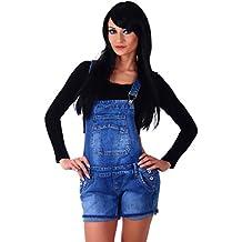 suchergebnis auf f r jeans latzhose damen kurz. Black Bedroom Furniture Sets. Home Design Ideas