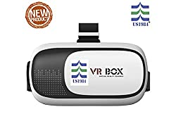 US1984 Virtual Reality Headset (VR Headset) , Inspired by Google Cardboard, Samsung Gear Vr and HTC Vive