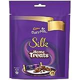 Cadbury Dairy Milk Silk Chocolate Home Treats, 180 Gm