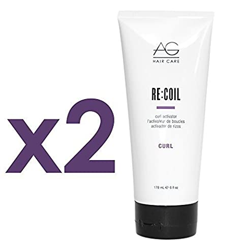 AG Hair Recoil Curl Activator 6oz