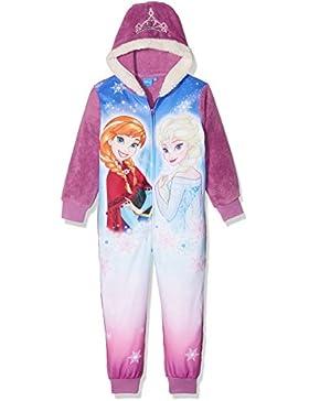 Disney Die Eiskönigin Jumpsuit, lila, Gr. 98-140