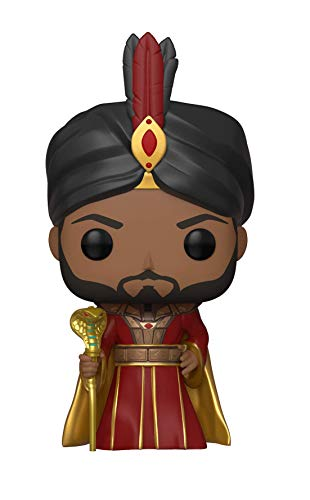Funko- Pop Vinilo: Disney: Aladdin (Live Action): Jafar Figura Coleccionable, (37025)