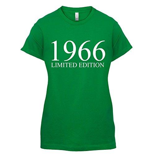 1966 Limierte Auflage / Limited Edition - 51. Geburtstag - Damen T-Shirt - 14 Farben Grün