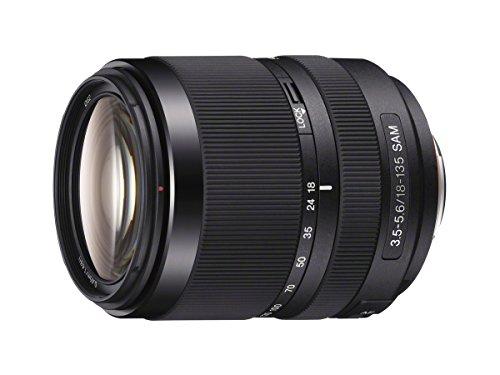 SLR-Kamera-Objektiv (Tele Zoom, Sony SAL18135, 14/11, 3,5–5,6, 18–135mm, Sony A)