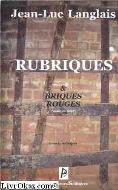 Rubriques & Briques Rouges