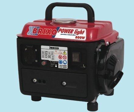 GENERADOR BRIXO POWERLIGHT 800W - 63CC - CM.38X32X33