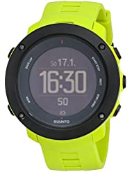 Suunto Ambit3 Vertical Montre Gps Mixte Adulte, Lime