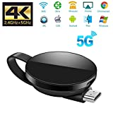 ATETION WiFi-Display-Dongle 5G / 2.4G WiFi Dongle HDMI Anzeige 1080P HD kompatibel mit DLNA / Airplay / Miracast für MacBook / Android / / iPhone X S MAX B07J9NCPXS