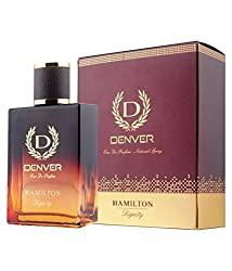DENVER HAMILTON DIGNITY EAU DE PARFUM - NATURAL SPRAY 100ML