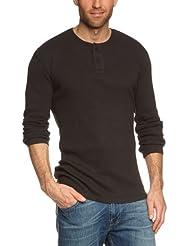 Levi's Ls Skinny Rib Henley - Camisa para hombre