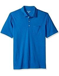 Amazon Essentials Men's Regular-fit Jersey Polo
