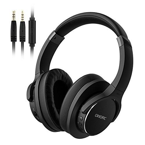 OMorc - Cuffie Bluetooth con cancellazione attiva del rumore a8e4e51174d8