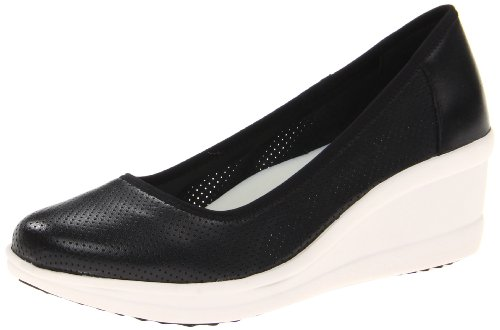 antigravity-by-easy-spirit-maquina-womens-black-wedges-heels-shoes-uk-8