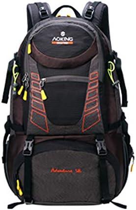 QWERASD Escursionismo Daypacks Zaino Sport all'Aria Aperta Trekking Borse Backpacking Backpacking Backpacking Borsa Resistente all'Acqua per Pesca di Campeggio Viaggio Arrampicata Alpinismo Ciclismo Sci,nero B07MPW5X22 Parent | Elevata Sicurezza  | Per tua scelta  | promozione e3ff59