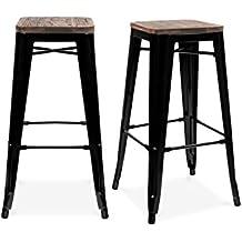 tabouret industriel. Black Bedroom Furniture Sets. Home Design Ideas
