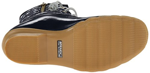 Sperry Top-Sider Stivali da donna acqua salata Navy Stripe