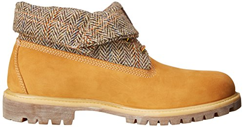 TIMBERLAND - ROLL TOP FF CA11R7 - wheat Beige