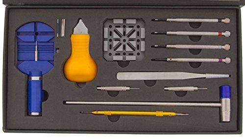 Preisvergleich Produktbild SE jt-wk101212-teiliges Uhren-Reparatur-Set