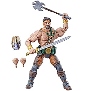Marvel - Legends-Edition Collector-Figura 15 cm Hercules E3971CB0,
