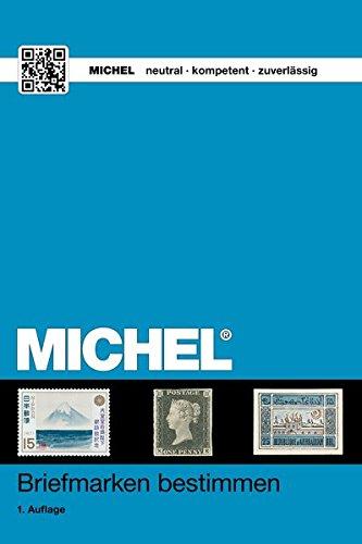 MICHEL-Handbuch-Katalog Briefmarken bestimmen