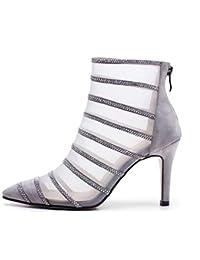 Amazon.es  Estados Unidos - 36   Botas   Zapatos para mujer  Zapatos ... 8664fff7374c
