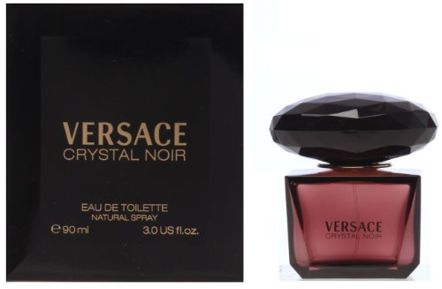 Versace Crystal Noir EDT 90ml with Ayur Product in Combo