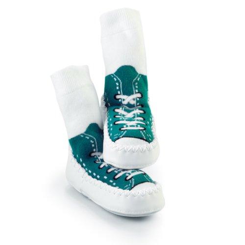 Mocc-Ons-Pantuflas-con-Forma-de-Zapatillas-deportivas