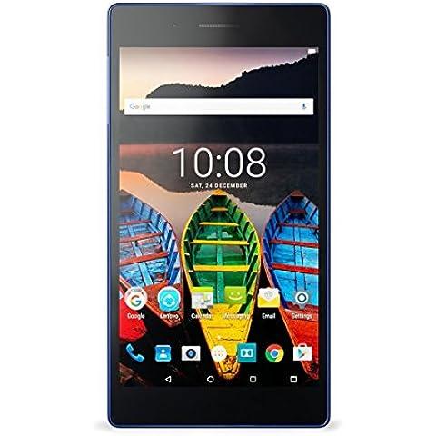 Lenovo TAB3A7- Tablet de 7'' (Mediatek MT8127Quad Core, 1.3GHz, 1GB de RAM, cámara de 0.3MP + 2MP, Dolby Audio, Android 5.0), color