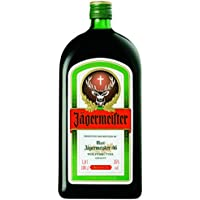 Licor jägermeister botella 100 cl (35% vol)