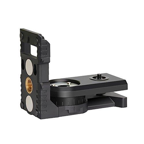 L shaped laser level adapter
