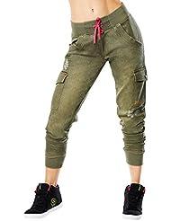 Zumba Fitness Dance Crew Pantalon Femme